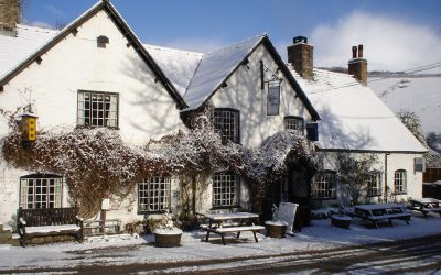 "Christmas ""At Home"" at the West Arms"