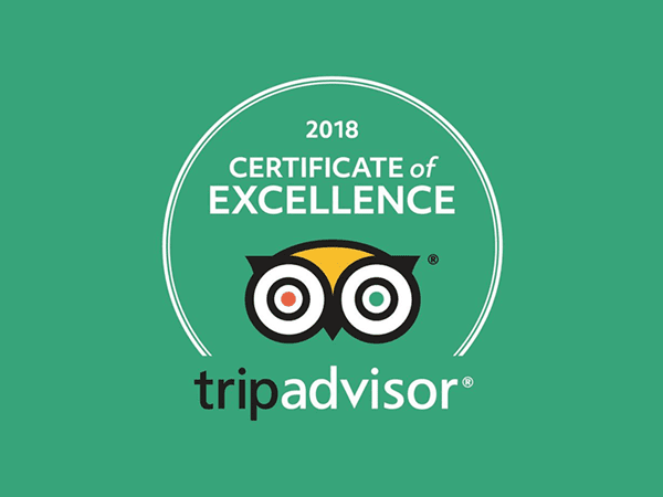 West Arms Country House Hotel scores Tripadvisor Certificate of Excellence