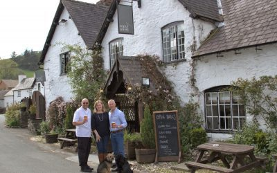 The West Arms crowned best pub in Wrexham