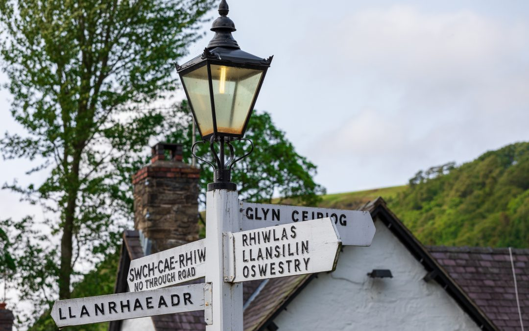 Discover our Country Inn in unspoilt North Wales