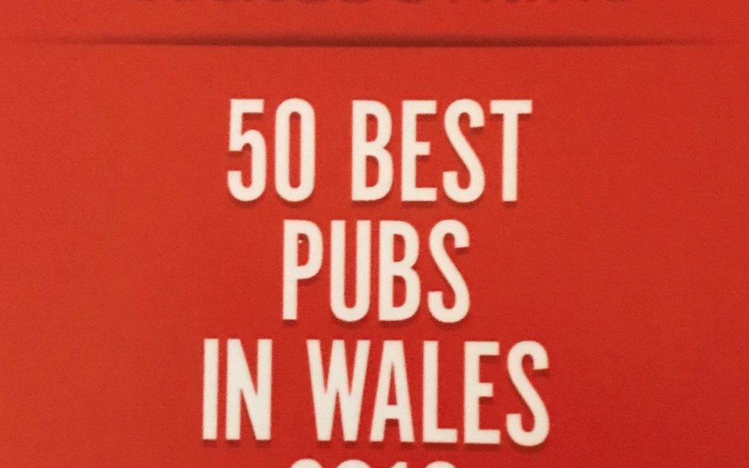 West Arms named one of 50 best pubs in Wales by Walesonline.com