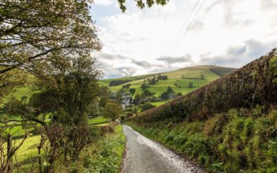 New Year, New walking trip in North Wales