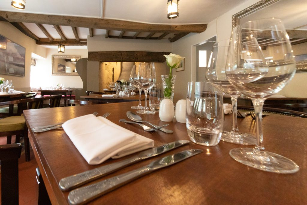 The West Arms is a number-one choice for a return to indoor eating this summer