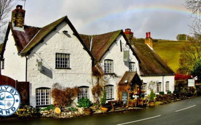 Only by Land stays at The West Arms