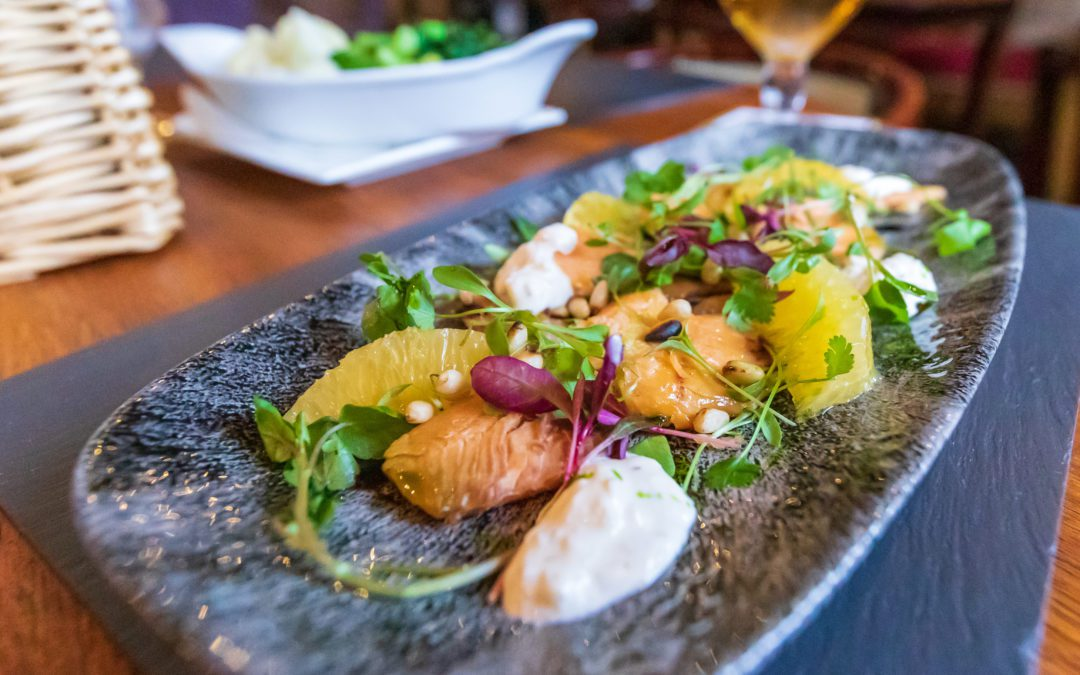 West Arms featured in top 25 restaurants for dining indoors this summer