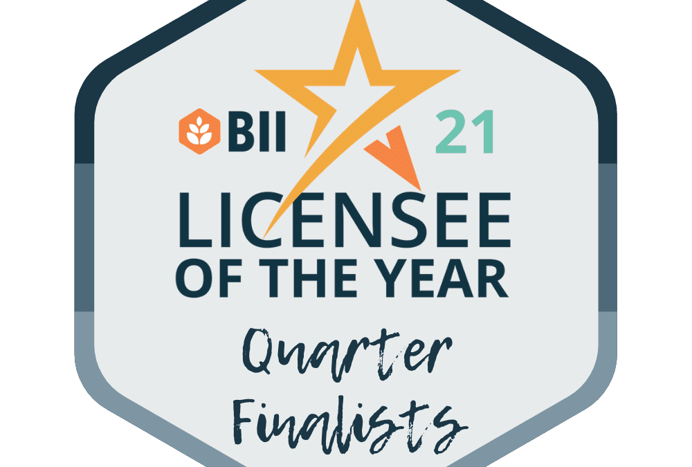 The West Arms quarter finalists of Licensee of the Year Award 2021